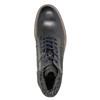 Zimowe obuwie męskie za kostkę bata, szary, 896-2657 - 26