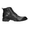 Skórzane buty męskie bata, czarny, 894-6695 - 26