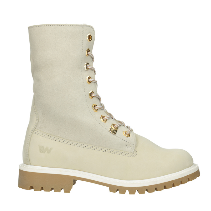 Zimowe buty damskie zfuterkiem weinbrenner, 596-1668 - 26