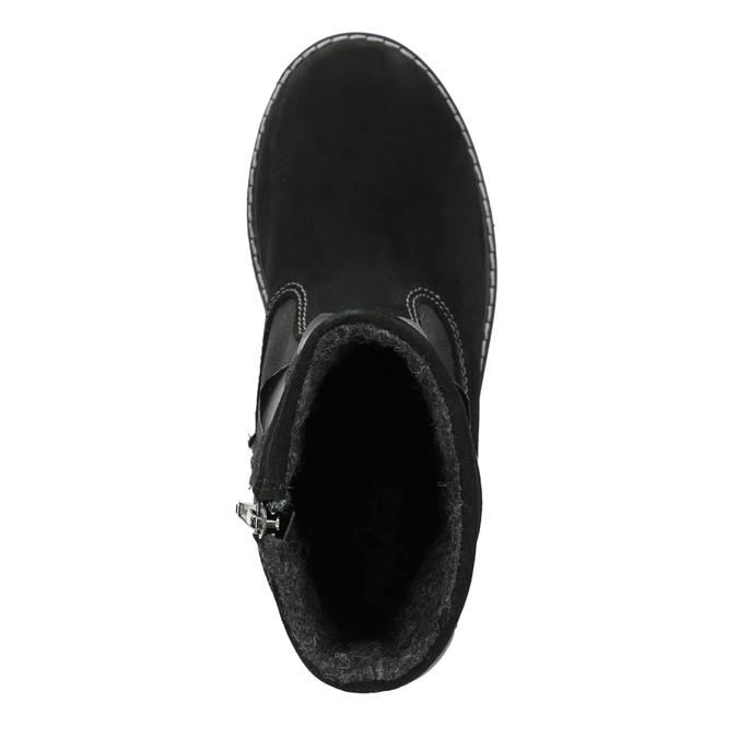 Zimowe buty dziecięce primigi, czarny, 423-6005 - 17