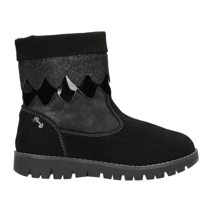 Zimowe buty dziecięce primigi, czarny, 423-6005 - 16