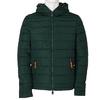 Zielona kurtka męska zkapturem bata, zielony, 979-7130 - 13