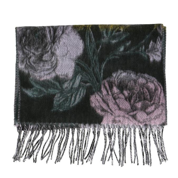 Szal damski wkwiaty bata, fioletowy, 909-9643 - 26
