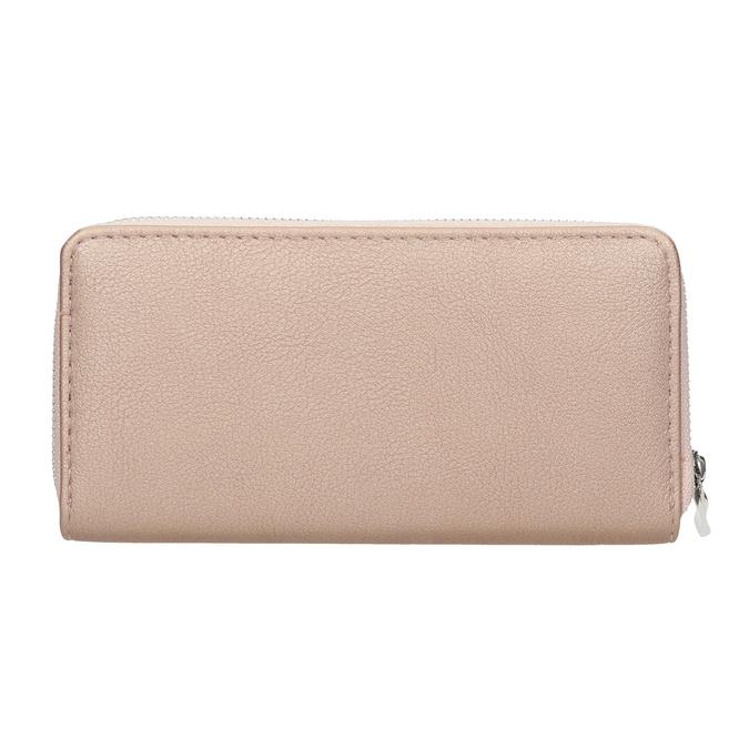 Portfel damski różowy bata, różowy, 941-5155 - 16