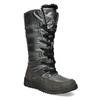 Damskie śniegowce na zimę bata, szary, 599-2619 - 13