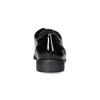 Lakierowane półbuty damskie bata, czarny, 521-6608 - 15
