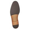 Zamszowe półbuty męskie typu oksfordy bata, brązowy, 823-3618 - 17