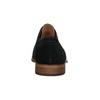 Zamszowe półbuty typu oksfordy bata, czarny, 823-6618 - 16