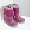 Różowe śniegowce dziewczęce mini-b, 392-5201 - 26