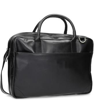 Skórzana torba zpaskiem royal-republiq, czarny, 964-6062 - 13