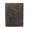 Brązowy skórzany portfel męski bata, brązowy, 944-4208 - 26
