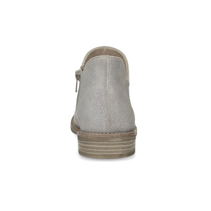 Botki damskie bata, szary, 596-2685 - 15