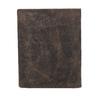 Brązowy skórzany portfel męski bata, brązowy, 944-4208 - 16