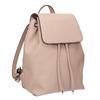 Cielisty plecak damski bata, różowy, 961-9858 - 13