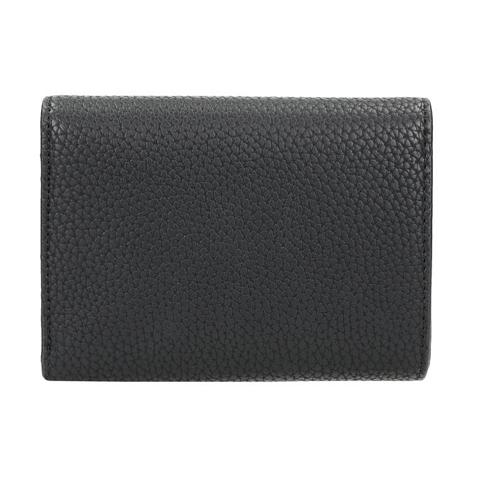Czarny portfel damski bata, czarny, 941-6213 - 16