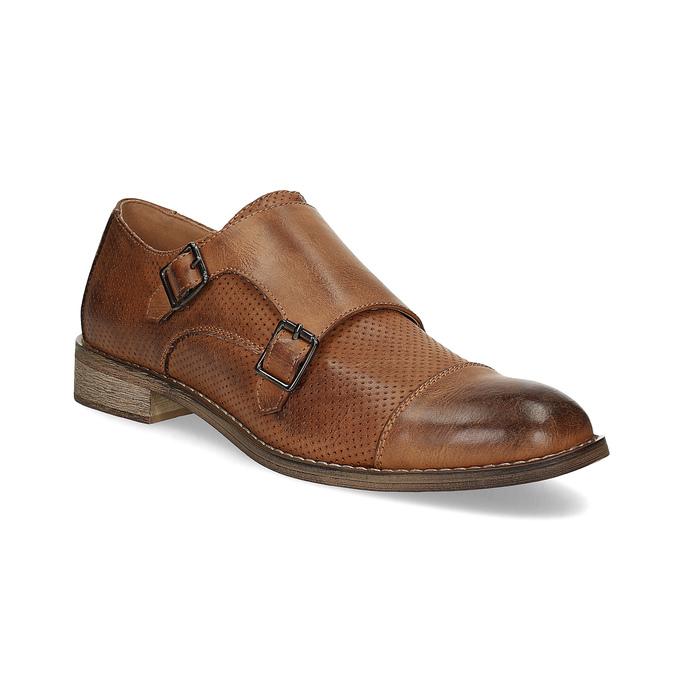 Monki damskie bata, brązowy, 521-4609 - 13