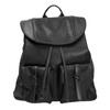 Czarny plecak damski bata, czarny, 961-6833 - 26