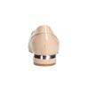 Beżowe loafersy na niskich obcasach bata, beżowy, 511-8608 - 16