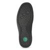 Skórzane sandały męskie weleganckim stylu pinosos, czarny, 864-6625 - 18