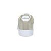 Beżowe zamszowe trampki męskie adidas, beżowy, 803-8394 - 15