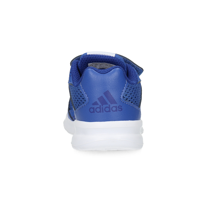 Niebieskie trampki dziecięce adidas, niebieski, 109-9147 - 15
