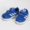 Niebieskie trampki dziecięce adidas, niebieski, 109-9147 - 16