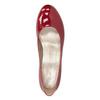 Czerwone czółenka damskie gabor, czerwony, 721-5064 - 15