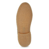 Skórzane buty męskie za kostkę bata, brązowy, 823-8629 - 18