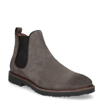 Skórzane obuwie typu chelsea na grubej podeszwie bata, 823-8628 - 13