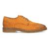 Zamszowe półbuty męskie bata, brązowy, 823-3626 - 19