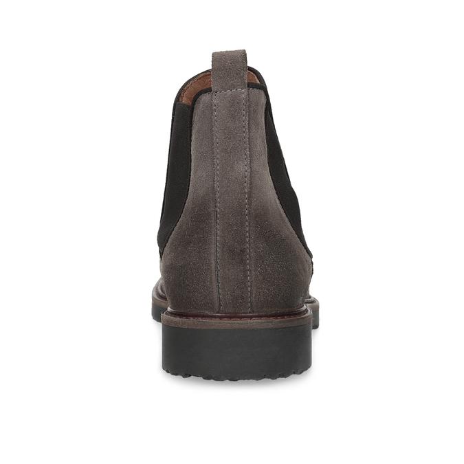 Skórzane obuwie typu chelsea na grubej podeszwie bata, 823-8628 - 15