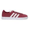 Czerwone zamszowe trampki męskie adidas, czerwony, 803-5379 - 19