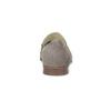Skórzane mokasyny damskie zpaskiem bata, 516-3616 - 15