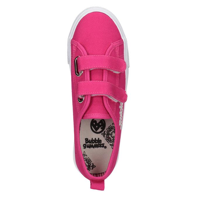 Różowe trampki dziewczęce bubblegummer, różowy, 229-5614 - 17
