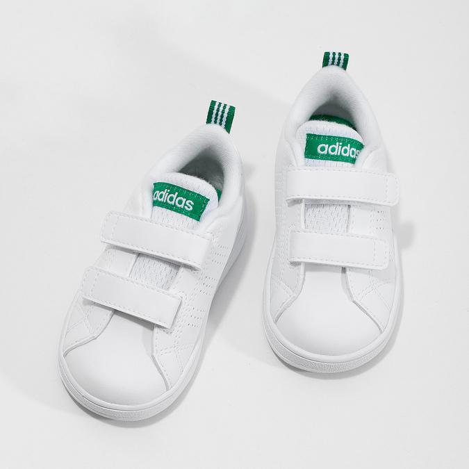 Dziecięce buty sportowe marki Adidas adidas, biały, 101-1233 - 16