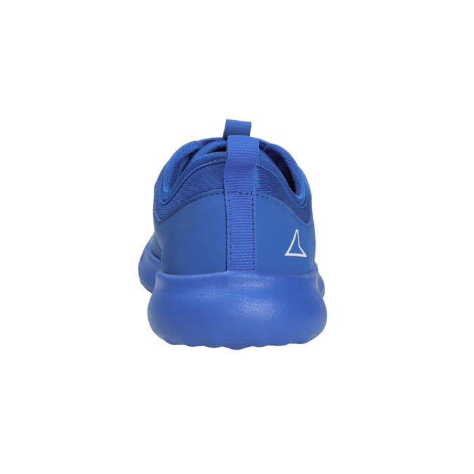Niebieskie trampki dziecięce wsportowym stylu power, niebieski, 309-9202 - 16