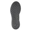 Szare trampki męskie wsportowym stylu power, szary, 809-2854 - 17
