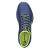 Trampki męskie wsportowym stylu power, niebieski, 809-9852 - 15