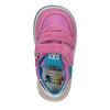 Różowe trampki dziewczęce bubblegummer, różowy, 123-5604 - 15