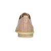 Nieformalne półbuty damskie bata, różowy, 529-5636 - 16