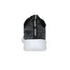 Trampki zcholewką zefektem melanżu adidas, czarny, 509-6569 - 15
