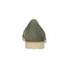 Baleriny wkolorze khaki zperforacją gabor, khaki, 523-7010 - 16