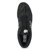 Czarne trampki New Balance 005 new-balance, czarny, 809-6739 - 17