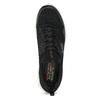 Trampki Skechers zwyciętą kostką skechers, czarny, 809-6807 - 17