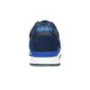 Niebieskie skórzane trampki Adidas adidas, niebieski, 803-9293 - 15