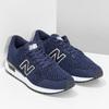 Trampki męskie New Balance 005 new-balance, niebieski, 809-9739 - 26
