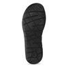 Brązowe skórzane sandały męskie na rzepy weinbrenner, 866-4631 - 18
