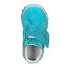 Skórzane obuwie dziecięce za kostkę bubblegummer, niebieski, 113-9608 - 17
