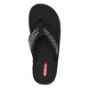Czarne japonki męskie bata-red-label, czarny, 879-6613 - 17