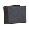 Portfel męski ze skóry oraz materiału tekstylnego bata, niebieski, 949-9603 - 13